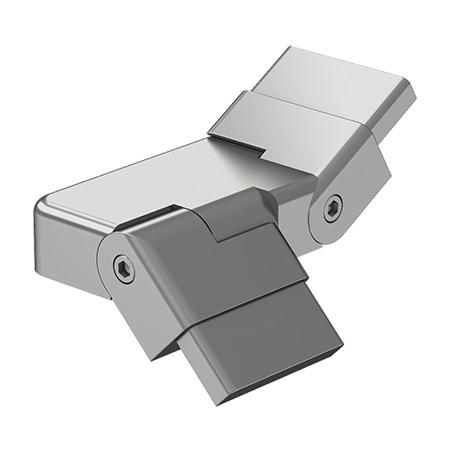 25X60 Sol Hareketli  Çok Açılı Merdiven Dönüş Takımı