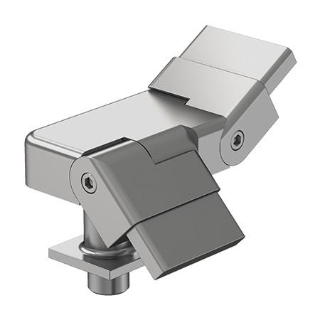 25X60 Mafsallı Sol Hareketli Merdiven Dönüş Takımı